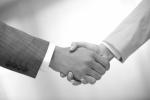 HandshakeBW
