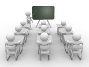 job training, classroom