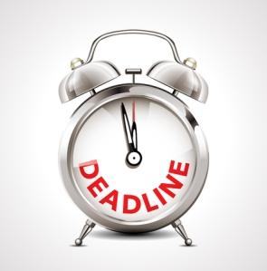47506356 - alarm clock - deadline