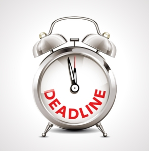 47506356 - alarm clock - deadline